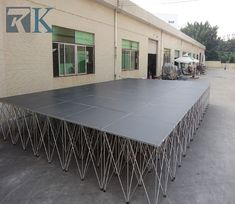 RK Portable stage is the best choice for small events!    If you are interested in our products, you can contact the sales manager Amanda's E-mail: amanda@raykglobal.com, or visit our website 【www.beyondstage.com】   #portablestage #stagetruss #stagetrusssuppliers #stagetrusswholesale