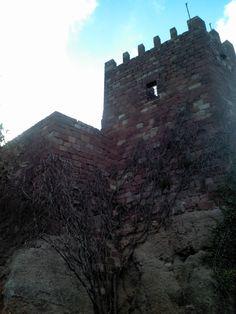 #viajar #travel #spain #catalunya #catalonia #cataluna #tarragona #riudecanyes #escornalbou #castillo #castle #torre #tower #medieval