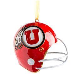Christmas Holiday Football Helmet Ornament Red University of Cincinnati
