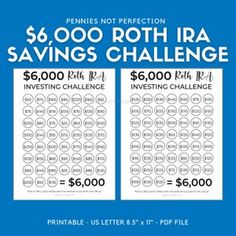 Save 20000 Dollars In One Year Money Saving Challenge 20K | Etsy 52 Week Savings Challenge, Money Saving Challenge, Saving Money, Planner Pdf, Budget Planner, Savings Chart, Savings Plan, 10000 Dollars, Save For House