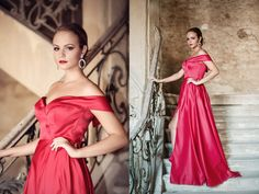Formal Dresses, My Style, Red, Fashion, Dresses For Formal, Moda, Formal Gowns, Fashion Styles, Formal Dress