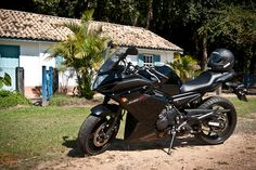 Uma moto por dia: Dia 145 – Yamaha XJ6 F | Osvaldo Furiatto Fotografia e Design