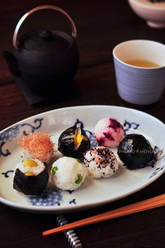 Japanese food / おにぎり(Onigiri)