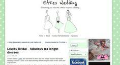 fifties wedding