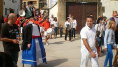 Santacara: Concentración de Gigantes en Santacara Año 2013 (2...