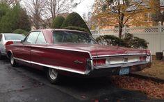 Blue Plate Special: 1965 Chrysler 300 - http://barnfinds.com/blue-plate-special-1965-chrysler-300/