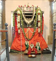 Erode Sri Raghavendra Temple Workship at the bank cauvery river   காவிரிக் கரையில் மந்த்ராலய மகான் !   சக்தி விகடன் - 2015-07-07