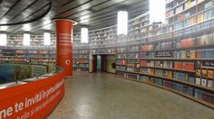 Digital library in Bucharest Underground