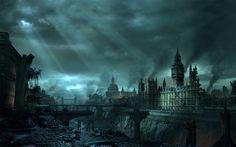 Destroyed London
