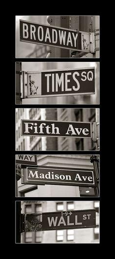 Streets I wanna visit