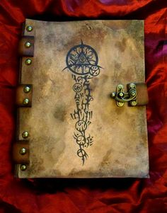 Necronomicon Book of the Outer Gates by MrZarono.deviantart.com on @DeviantArt