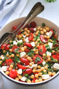 Veggie Recipes, Cooking Recipes, Healthy Recipes, Plats Healthy, Eating Habits, Food Inspiration, Love Food, Easy Meals, Food And Drink
