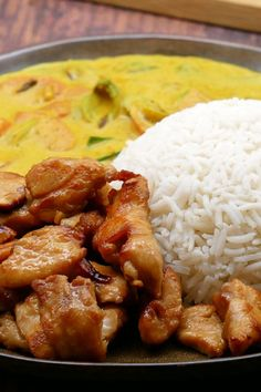 Wok, Curry, Ethnic Recipes, Curries
