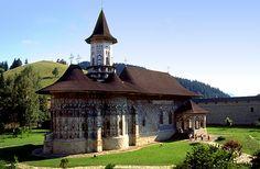 Biserica Manastirii Sucevita