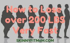 Do you want to know how to lose weight if you weigh 200lbs or even more? It is not so difficult if you follow the processes listed here.