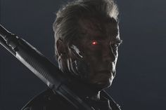 """Confira as novas cenas de """"O Exterminador do Futuro: Gênesis"""" - http://metropolitanafm.uol.com.br/novidades/entretenimento/confira-novas-cenas-de-o-exterminador-futuro-genesis"""