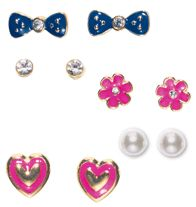 5-Pair Spring Earing Set- Gift-boxed set includes 5 different pairs of spring-themed earrings.  Regularly $9.99, buy Avon Kids online at http://eseagren.avonrepresentative.com
