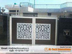 Steel Gate 001AX Gate Wall Design, Grill Gate Design, House Main Gates Design, Steel Gate Design, Front Gate Design, Door Design, Front Gates, Entrance Gates, Gate Designs Modern