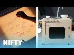 7 Creative Ways To Transform a Basic Table - YouTube