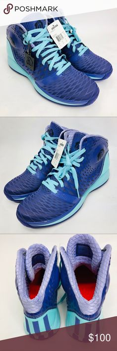 huge selection of b98d6 7314d Adidas D Rose 3.5 NWT englewood high tops SIze 13 Brand new pair. No flaws