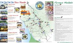 Sonoma County Taco Truck Sampler and Farmers Market Guide