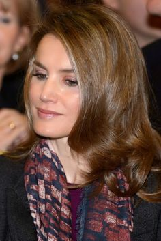MYROYALS & HOLLYWOOD FASHİON - Prince Felipe and Princess Letizia visit the Spanish pavilion at 'Anuga' trade fair for the world of food & beverages at Koelnmesse  in Cologne, Germany.
