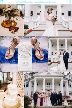 Jennifer-Daniel Mooreland Mansion Wedding Wedding Mood Board, Wedding Blog, Our Wedding, Inspiration Boards, Wedding Inspiration, Congratulations And Best Wishes, Bridal Dress Design, Real Couples, Event Venues