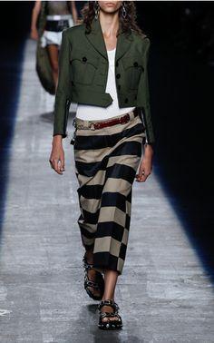 Alexander Wang Spring Summer 2016 Look 12 on Moda Operandi