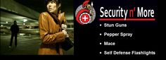 Securitynmore.com your online store for self defense products and personal security products. We specialize in providing non lethal self-defense products. Our line-up of products is focused on personal security products that are safe, easy to use and offer reliable protection against attacks. So whether you are home or away we have products that strike the perfect balance between reliability and affordability, without ever sacrificing on the quality of protection. We feature 100's of…