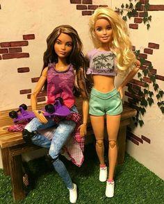 Barbie Sets, Barbie And Ken, Barbie Life, Barbie World, Barbie Tumblr, Barbie Diorama, Ordinary Girls, Poppy Parker, Beautiful Barbie Dolls