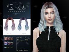 Sims 4 Mac, Sims Cc, Club Hairstyles, Female Hairstyles, Sims 4 Cas Mods, Sims 4 Cc Eyes, Sims 4 Black Hair, Sims Packs, Pelo Sims