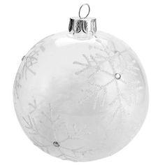 feather snowflake ornament snowflake ornamentswhite ornamentsdiy christmas - White Christmas Balls