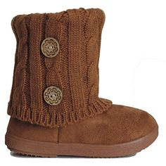 New Girls Toddlers Kids Slouch Comf Midcalf Suede Boots Shoes (5, Chestnut *2285C) EyesOnStyle http://www.amazon.com/dp/B00QSPQM12/ref=cm_sw_r_pi_dp_b8B8vb0GEC2EN