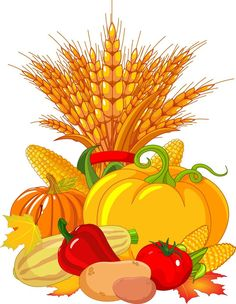 Thanksgiving Illustrations and Clip Art. Thanksgiving royalty free illustrations, drawings and graphics available to search from thousands of vector EPS clipart producers. Fall Craft Fairs, Fall Crafts, Harvest Pictures, Thanksgiving Post, Thanksgiving Banner, Thanksgiving Celebration, Fall Clip Art, Harvest Party, Decoupage