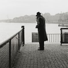 Talented photographer, Gunnar Smoliansky has captured unique images of Stockholm people in the Through his images, we discover inhabitants lifestyle Stockholm, Photo Black, Unique Image, South Pacific, Black And White Pictures, Vintage Photographs, Rue, Black And White Photography, Monochrome