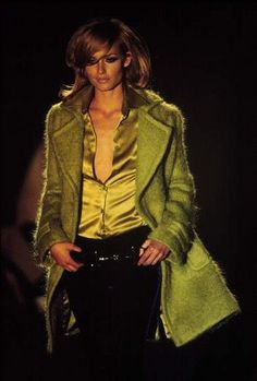 Gucci Fall 1995 by Tom Ford
