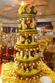 Creative Food Art, Indonesian Food, Dolce, Delicious Food, Tart, Color Schemes, Food Ideas, Birthdays, Appetizers