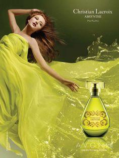 parfum /CHRISTIAN LACROIX Absynthe