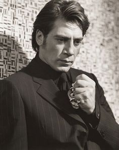 Javier Bardem I think you're sexy.