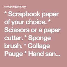 """* Scrapbook paper of your choice. * Scissors or a paper cutter. * Sponge brush. * Collage Pauge * Hand sander with 120 sand paper     Findthe piece offurniture that you are going to use. I chose a coffee table that needed a bit of love.    After you have your piece of furniture how you want it, start to lay out your paper. Then, cut it to fit the area yourwanting to putthe """"vintage wallpaper.""""    Now that you have the paper where you want it - start collage paugeing the BACK of the…"""