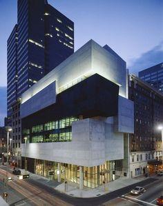 Centre d'Art Contemporain Rosenthal : Zaha Hadid