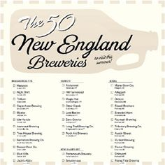 The 50 New England Breweries to Visit This Summer - Boston Magazine