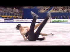 Figure Skating Pairs screw-ups and falls - even gold medal winners have had falls.
