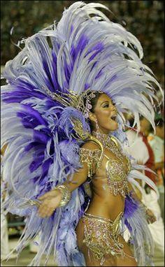 Samba!!!  Brasil, Rio de janeiro