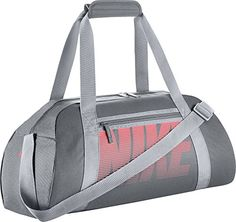f51032f3316e Buy Cool Grey Lava Glow Nike Gym Club Training Duffel Bag from our Sport    Leisure range at John Lewis   Partners.