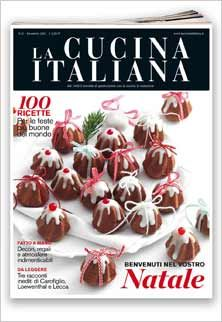 La Cucina Italiana - Italian cooking and articles, in English, available in US