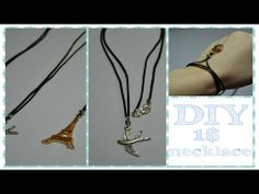 DIY : 1 $ Necklace