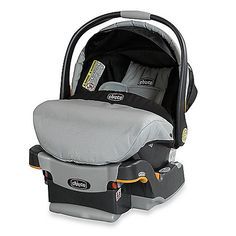 The Chicco® KeyFit Infant Car Seat is the premier infant carrier for safety, comfort, and convenience. It has a removable newborn insert and a thickly cushioned seat with a 5-point safety harness.