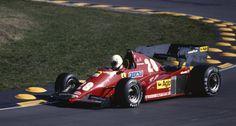 rene arnoux 1983 | Rene Arnoux (Europe 1983) by F1-history