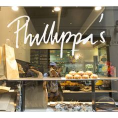 Phillippa's retailDelicious sourdough breads, decadent traditional pastries & cakes and preserves, all tasting of the quality of yester-years ... that, as well as other gourmet, quality provisions, is what you will find when you visit this retail bakery.
